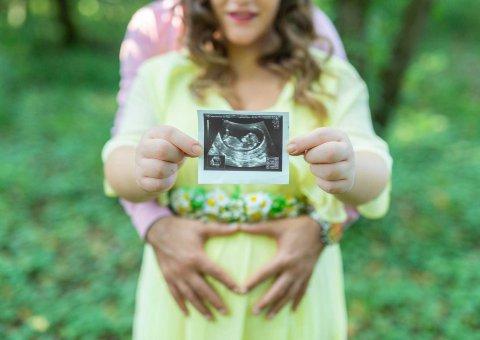 Hamile Çekim 6